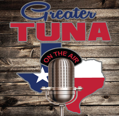 """Greater Tuna"" will be staged March 23 in the Amarillo Civic Center Auditorium."