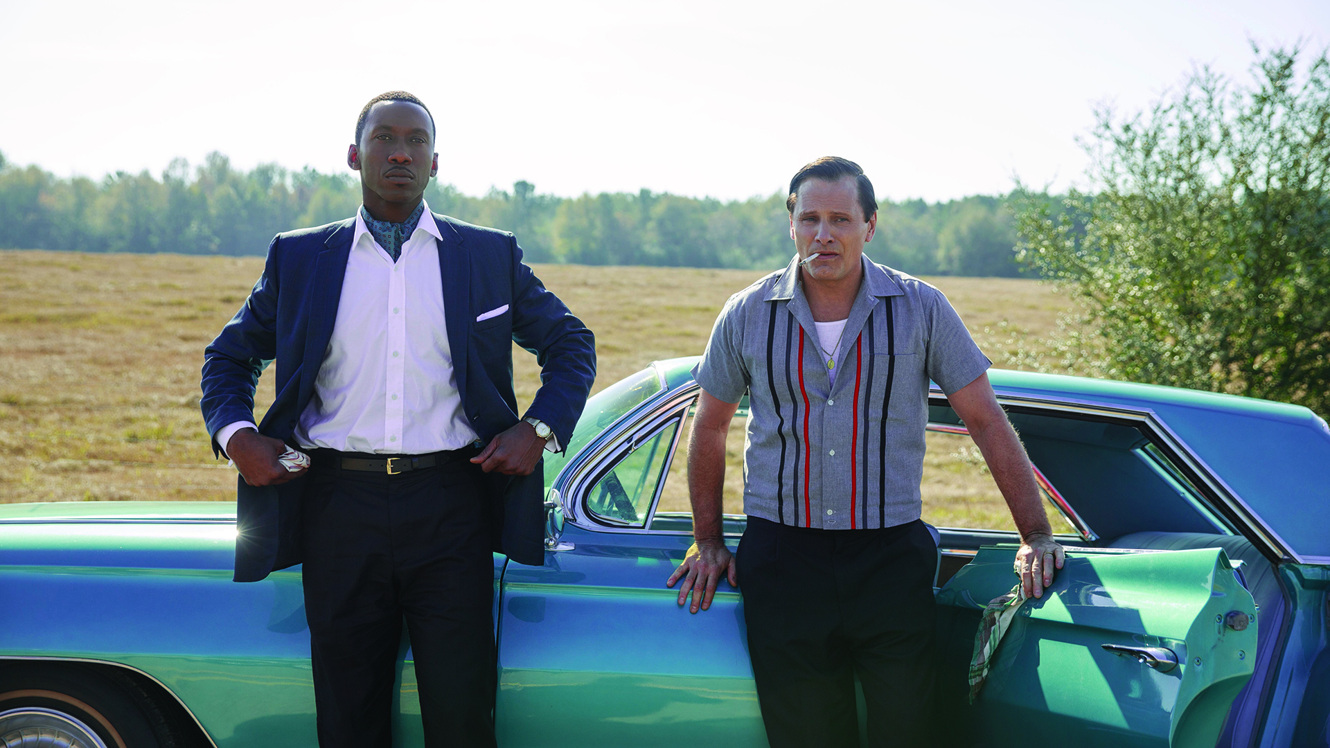 Review: 'Green Book' a pleasant ride over a bumpy road