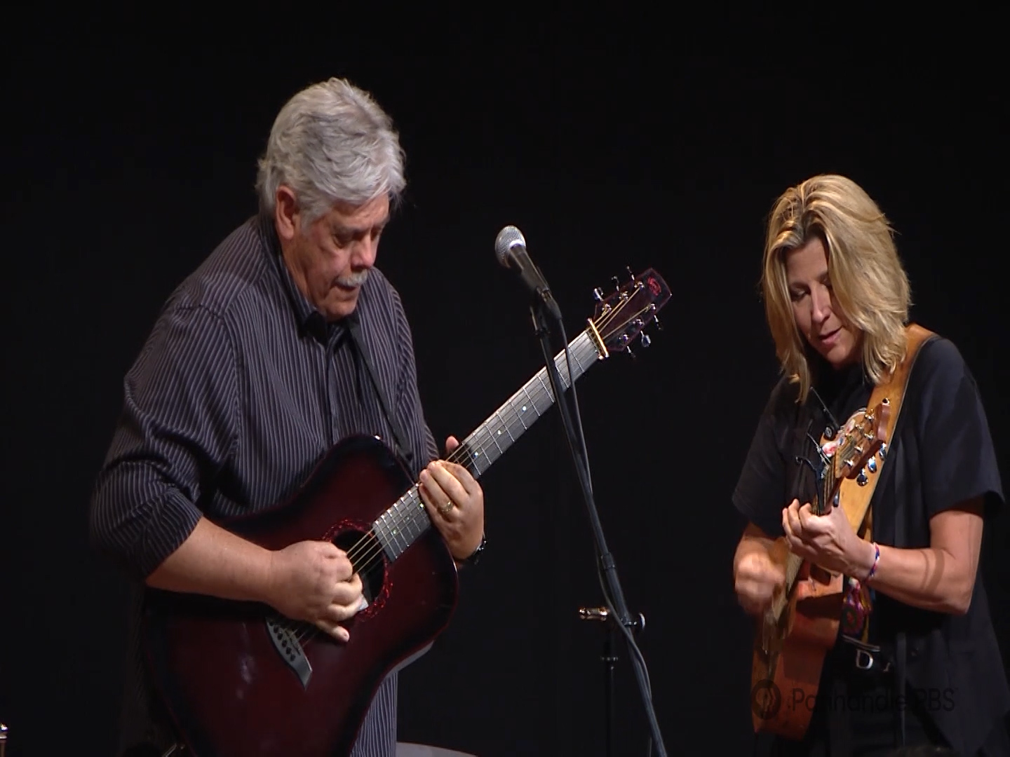 "The Handle: Terri Hendrix & Lloyd Maines, ""Slow Down"""