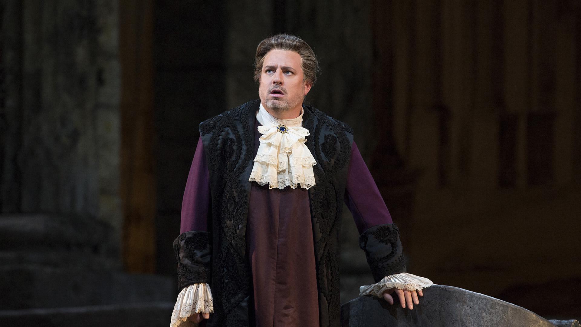 'Great Performances' to highlight Mozart's take on the Trojan War in 'Idomeneo'