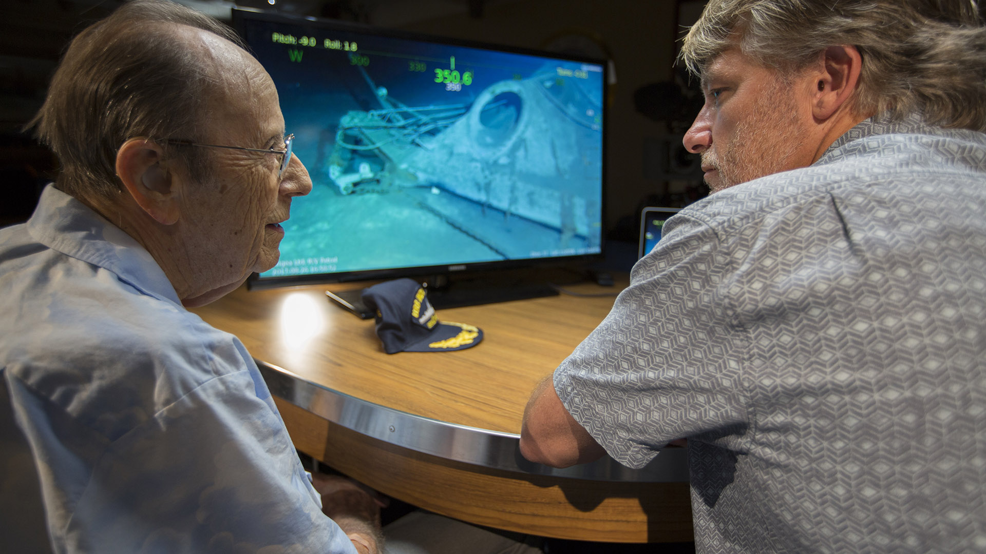 USS Indianapolis' legacy, final fate explored in new special; area survivor highlighted in encore presentation