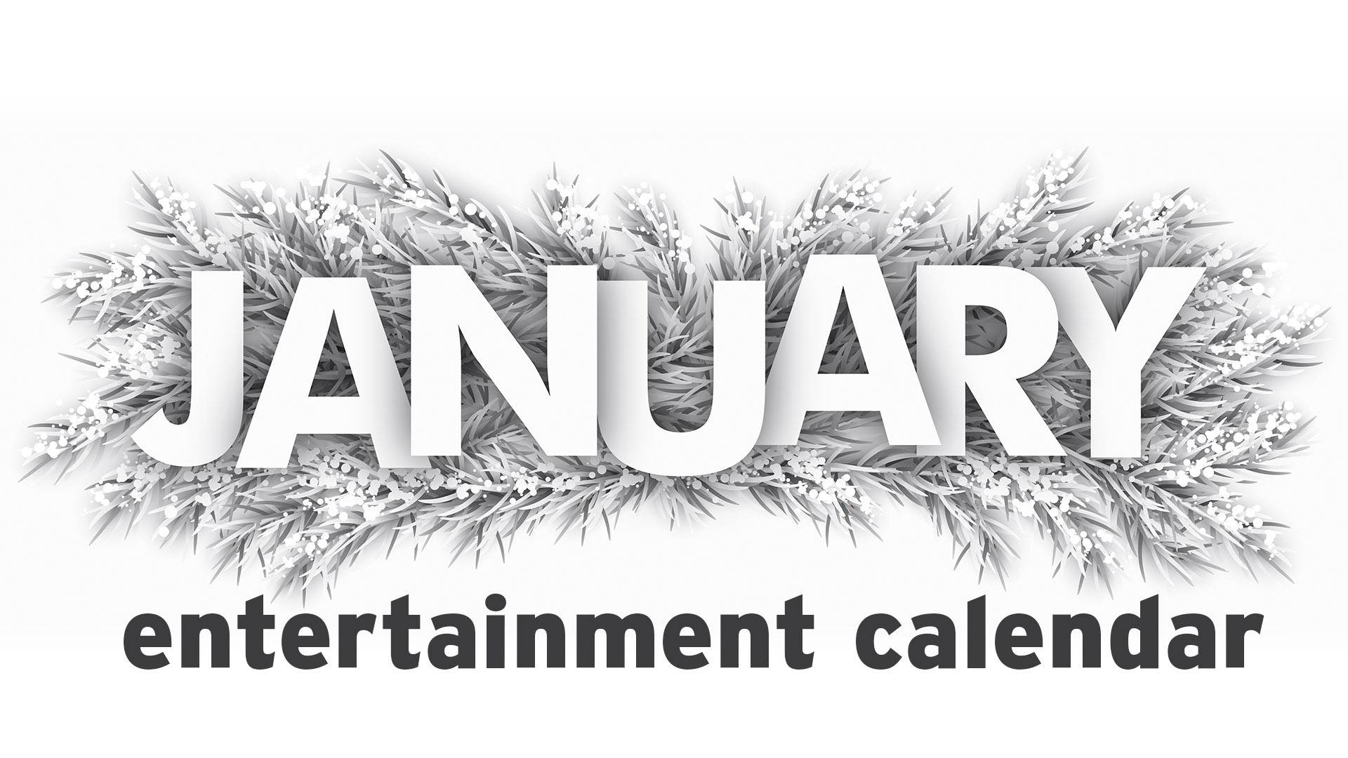 January entertainment calendar: 'Sesame Street Live,' Kristin Key, live music, events, more