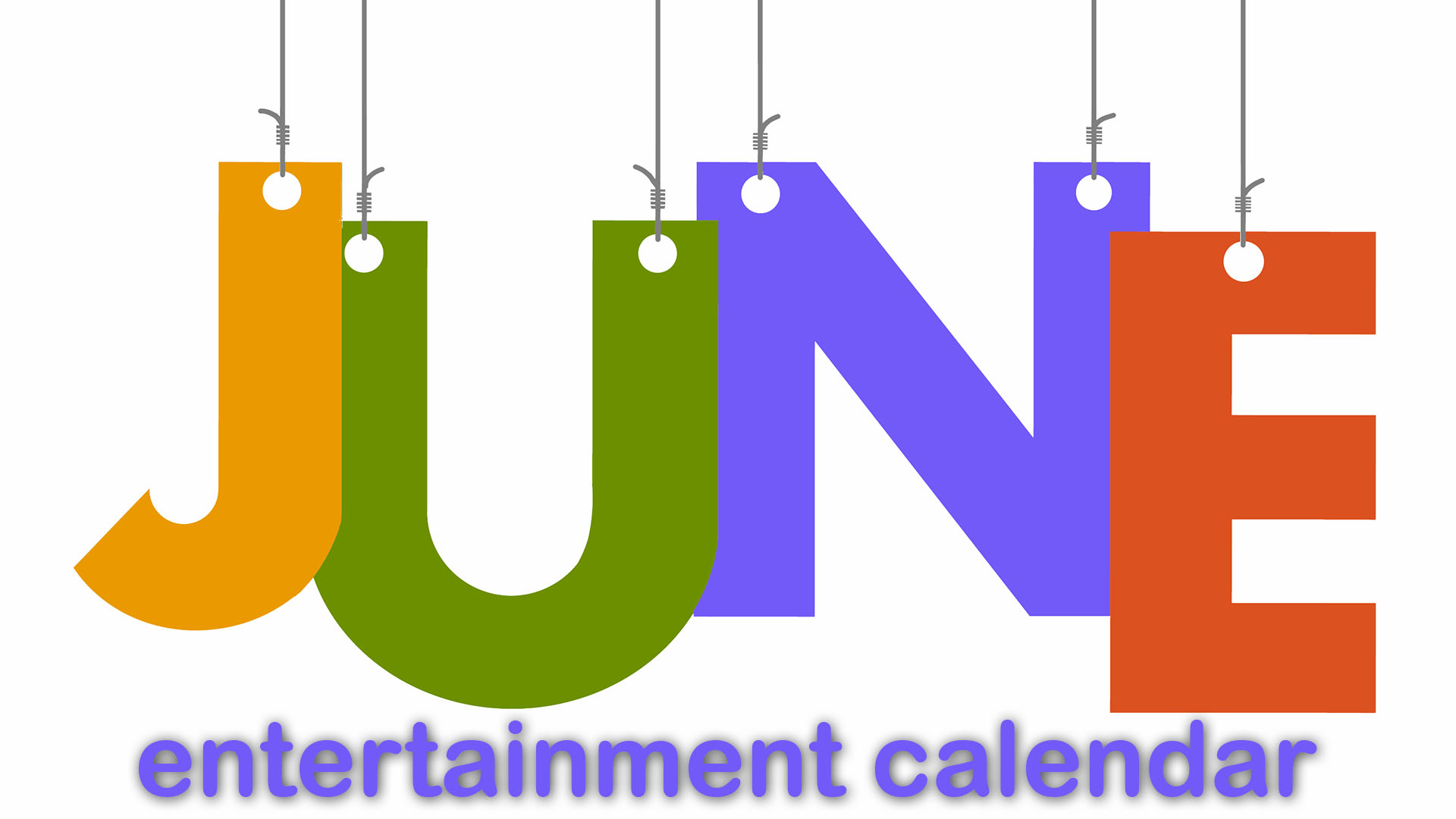 June entertainment calendar: Outdoor concerts, Russ, The Reunion Beatles, 'Texas,' Coors Ranch Rodeo, Pridefest, more