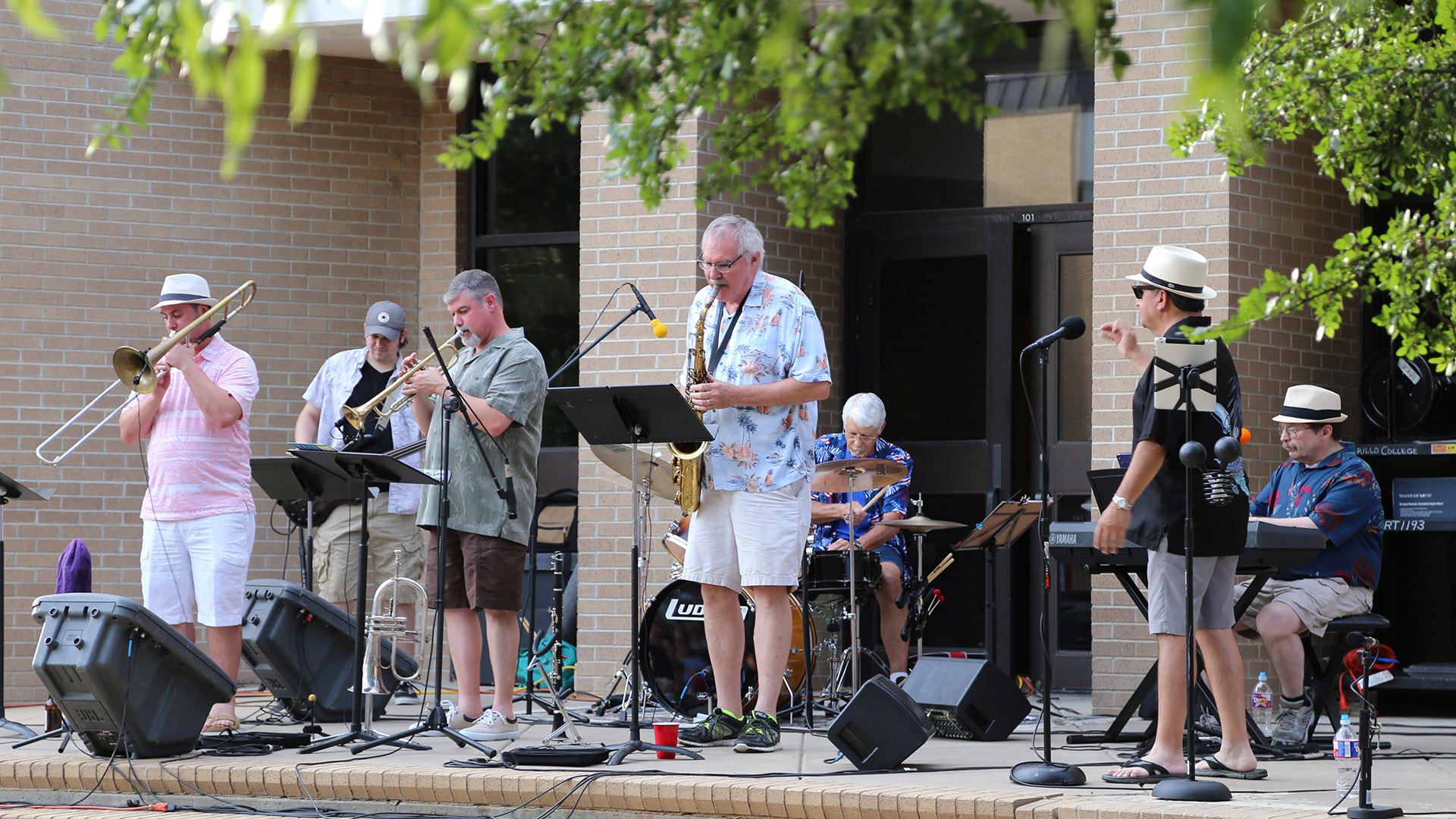 Amarillo's summer music season is ready to explode for another year.