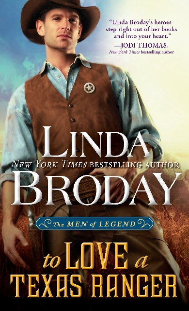 """Linda Broday will sign """"To Love a Texas Ranger"""" on Saturday."""