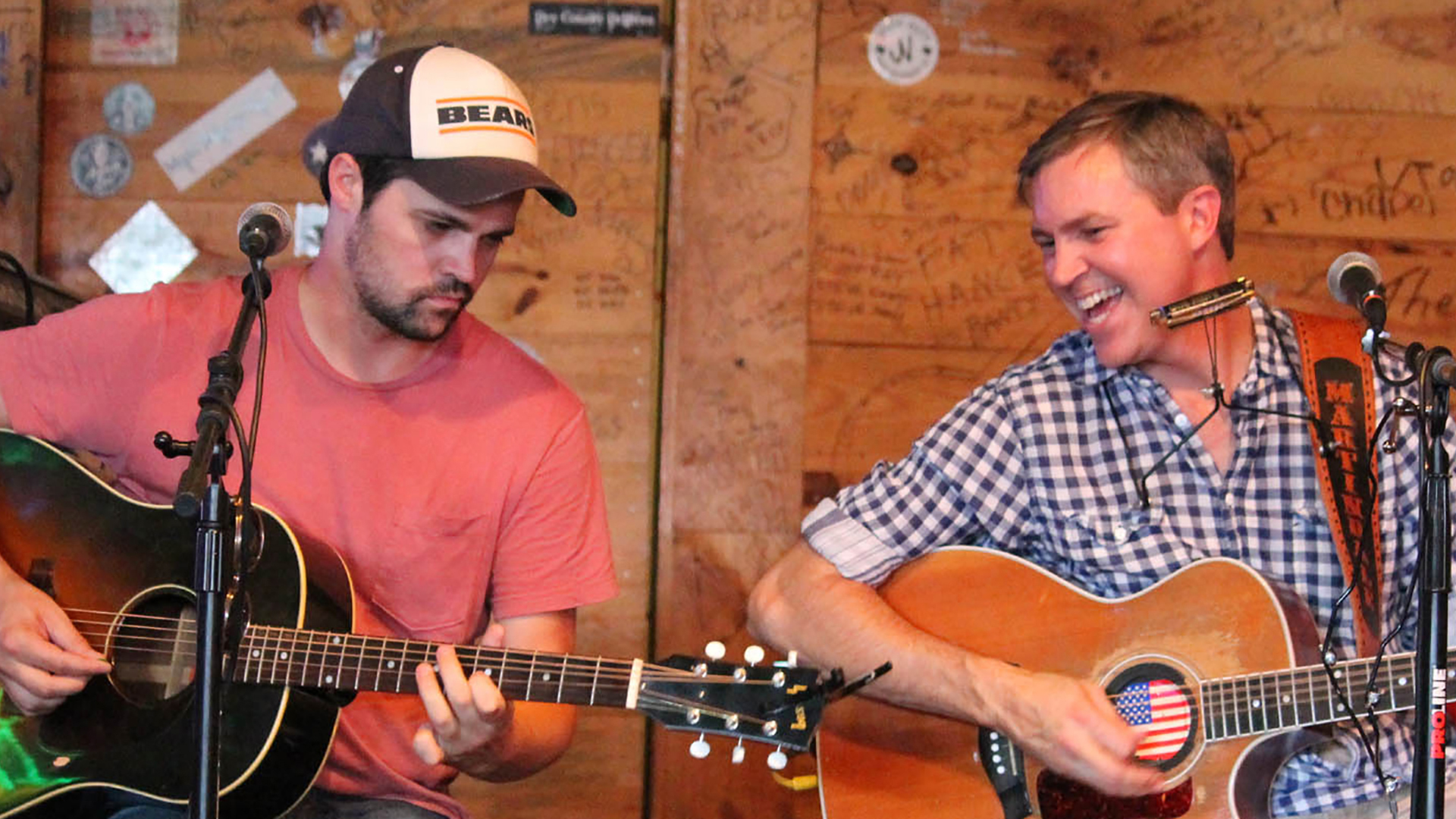 Yellow City Sounds series to continue with Martindale, Shafter duo