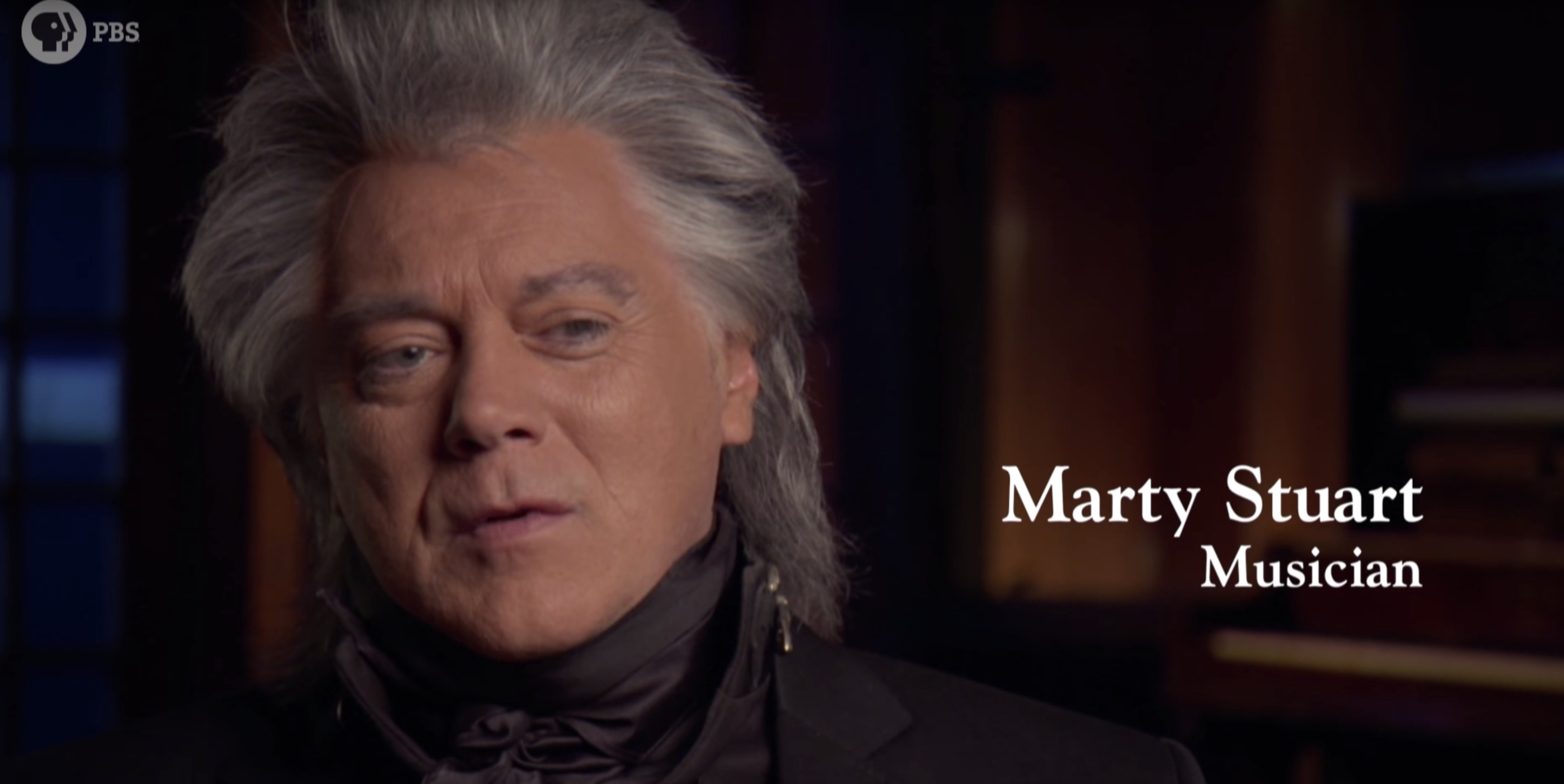 Marty Stuart on the Mystery of Songwriting