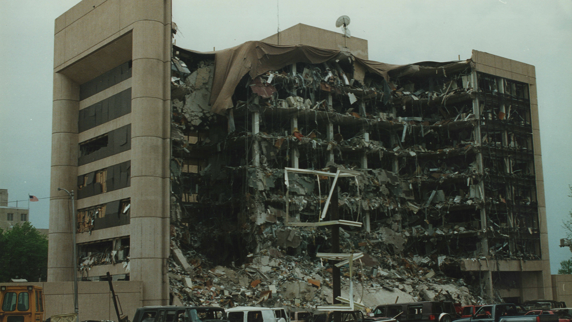 'American Experience' to revisit Oklahoma City bombing, Ruby Ridge siege