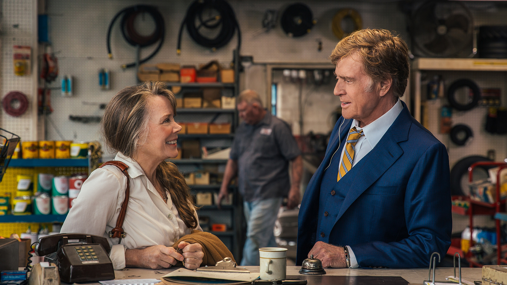 Amarillo native Annell Brodeur on costuming Redford, Spacek for film 'Old Man & The Gun'