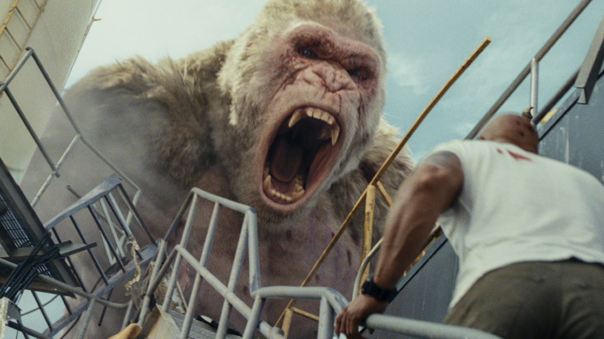Movie Watch: Amarillo film options for April 12 to 19, with 'Rampage,' 'Truth or Dare,' more