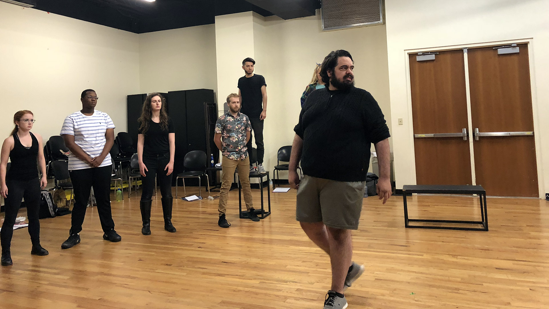'Texas' cast members to tackle one of Shakespeare's most daunting plays