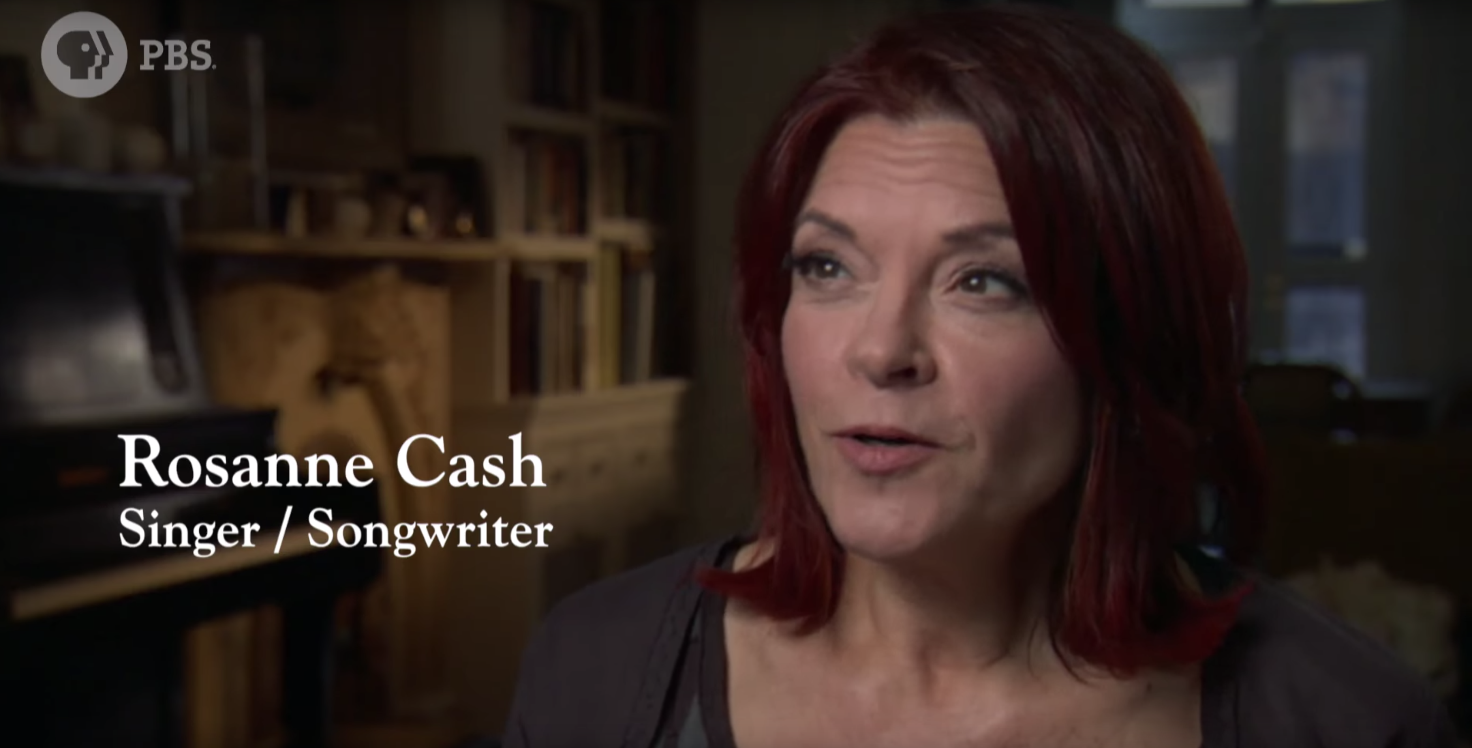 Rosanne Cash Reflects on 'Walk the Line'