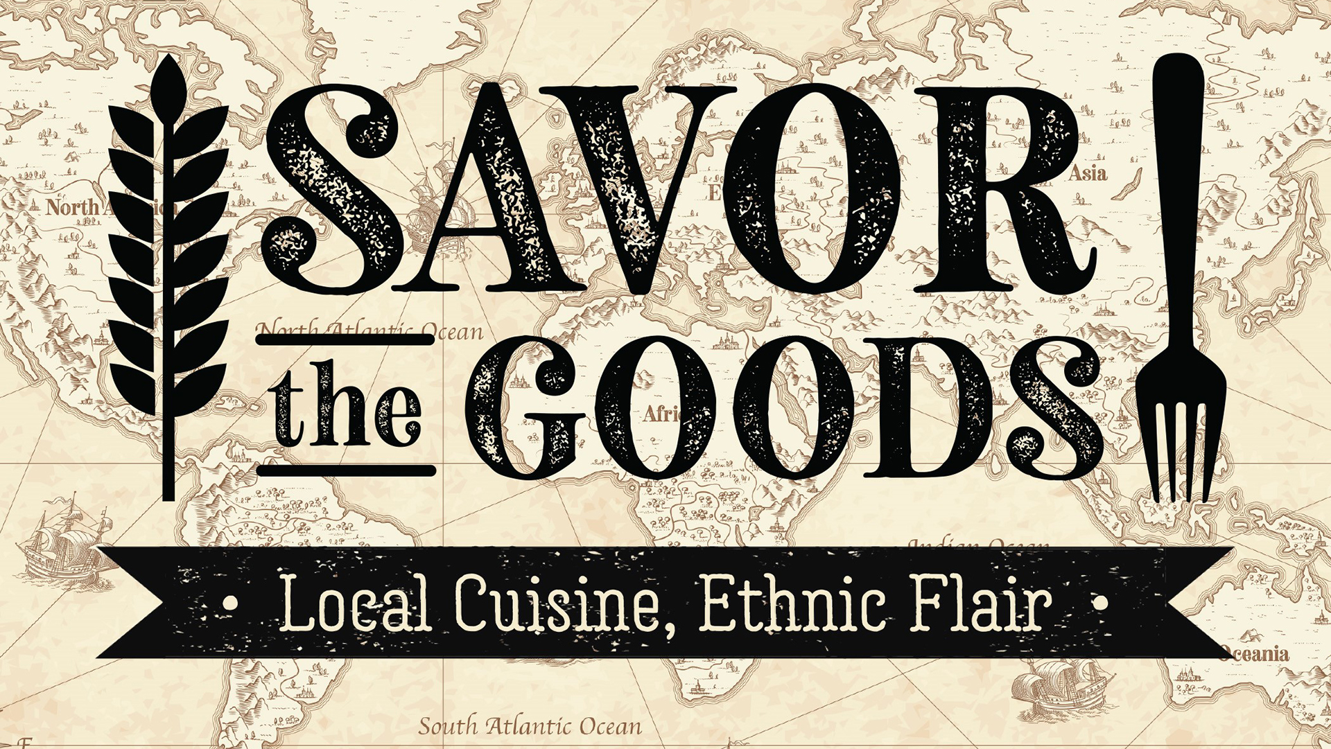 Savor the Goods: Local Cuisine, Ethnic Flair