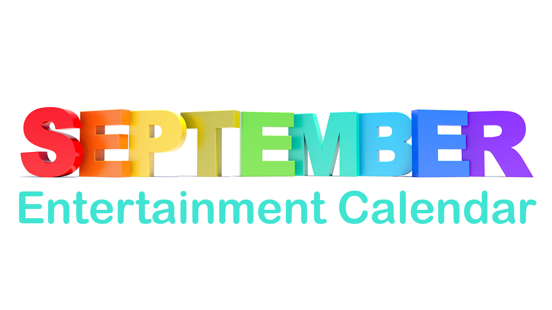 September entertainment calendar: Tri-State Fair, WWE, Chamber BBQ, fall arts, more