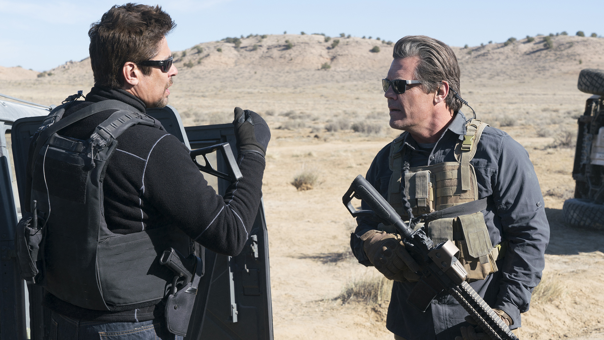 Movie Watch: Amarillo film options for June 28 to July 5, with 'Sicario,' 'First Purge,' more