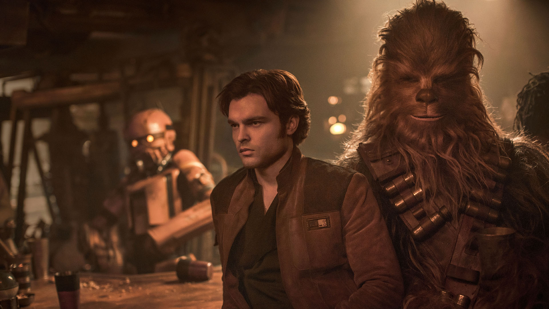 Movie Watch: Amarillo film options for May 24 to 31, with 'Solo,' Illumination Week, more