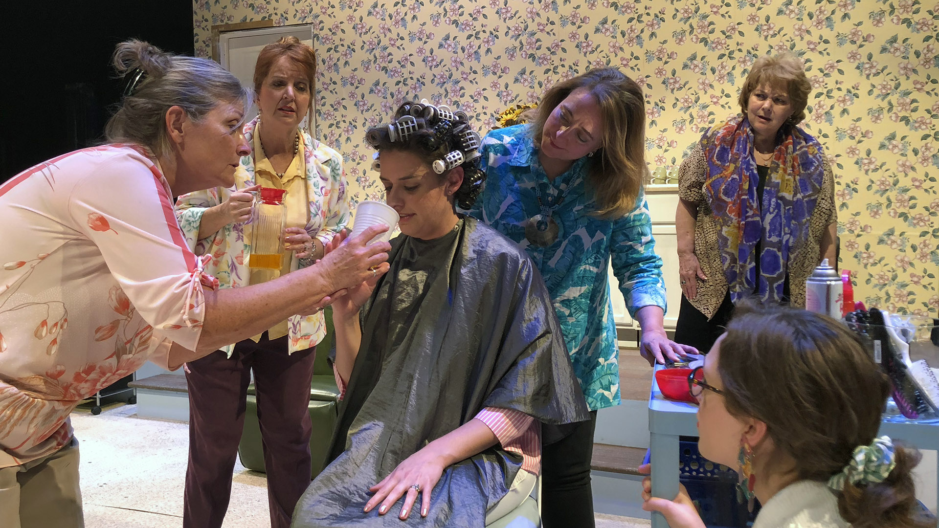 'It's like a lifetime in a play': Merely Players to stage 'Steel Magnolias'