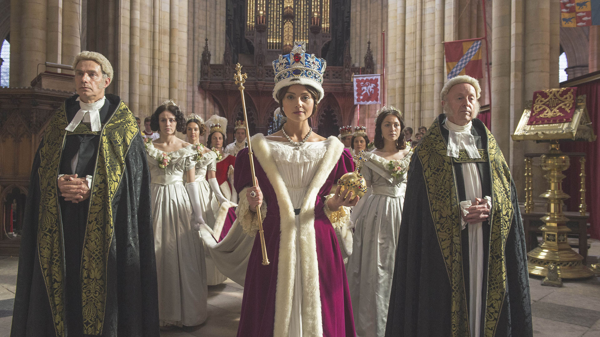 January programming highlights: 'Victoria,' 'Sherlock,' 'Live Here,' more