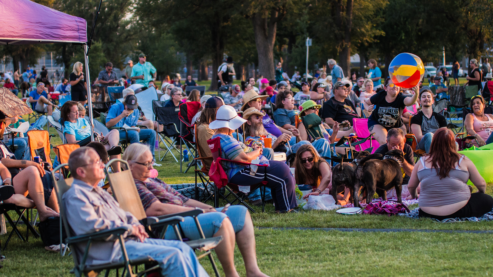 Weekend Planner: Your guide to Amarillo-area fun for Aug. 30 to Sept 6, with Yellow City Sounds Music Festival, Labor Day fun, more