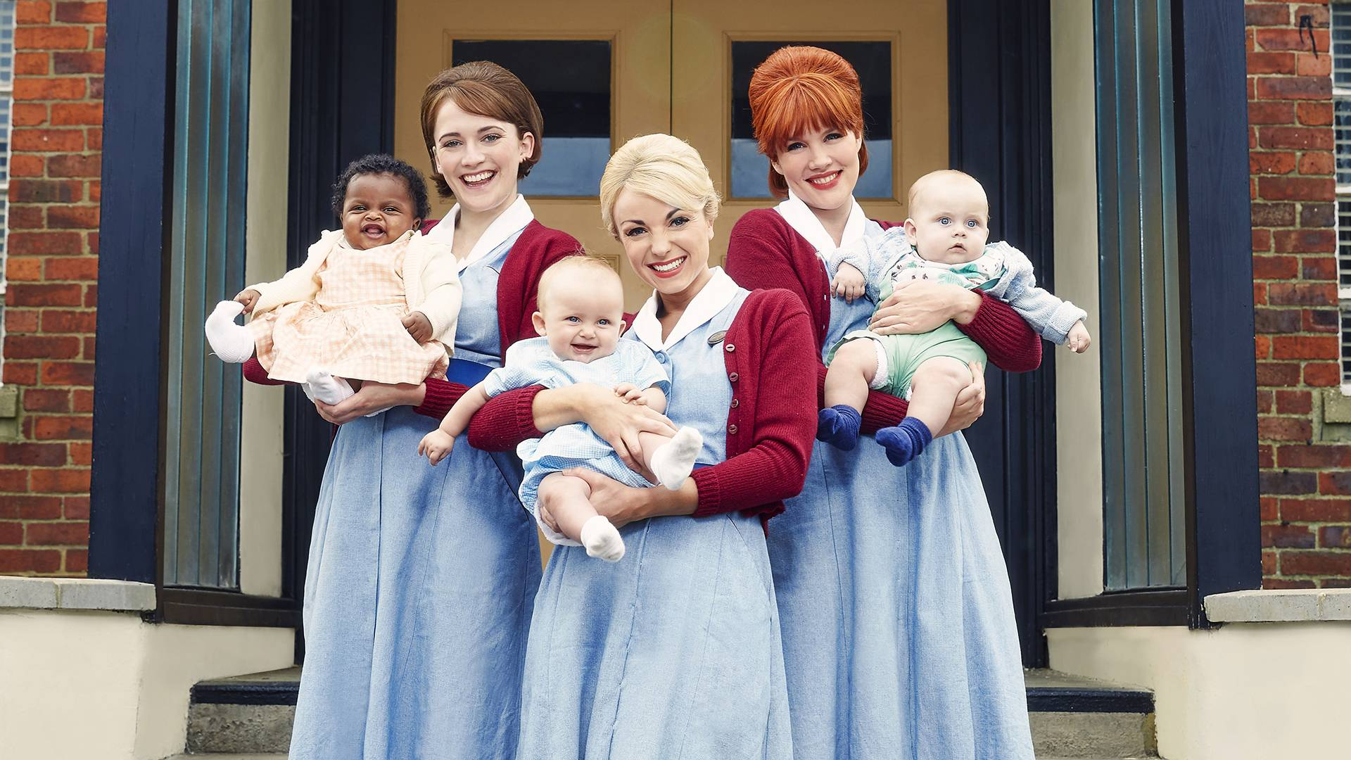 'Call the Midwife' moves into the '60s in season premiere