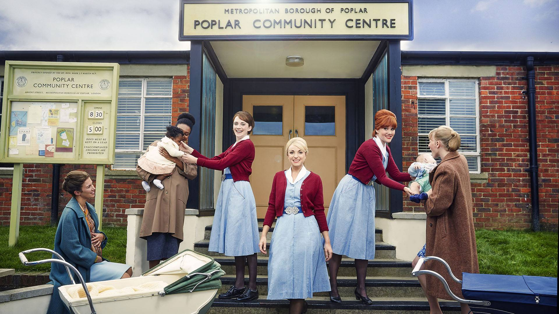 April program highlights: 'Call the Midwife,' 'The Great War,' 'Last Days of Jesus,' more