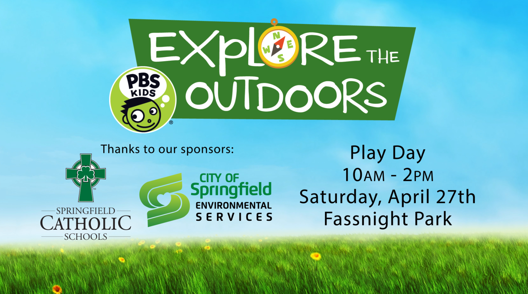 OPT/PBS KIDS Explore the Outdoors