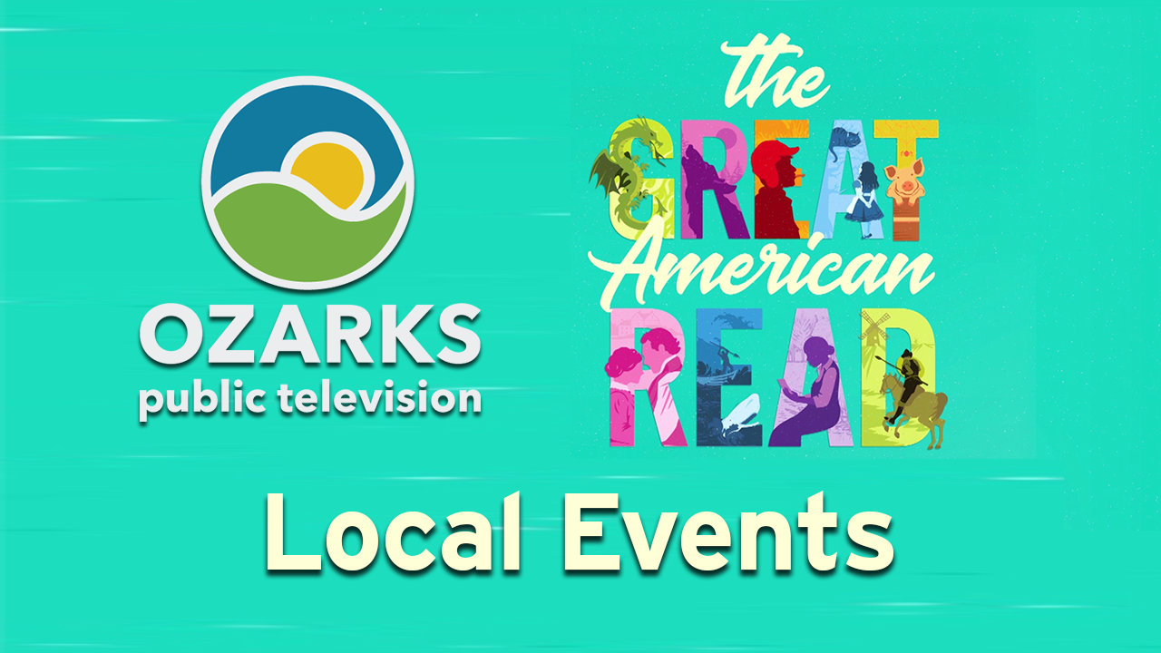The Great American READ Local Events