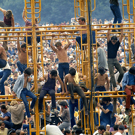 American Experience: Woodstock
