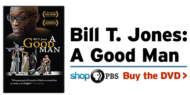 Shop PBS – Bill T. Jones: A Good Man