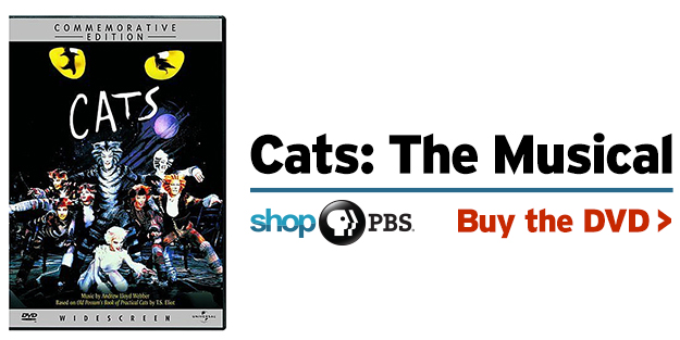 Shop PBS: Cats!: The Musical (DVD)