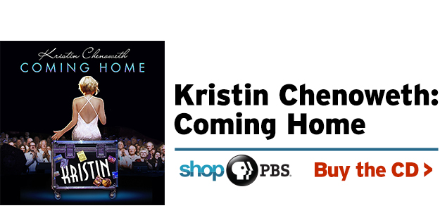 Shop PBS – Kristin Chenoweth: Coming Home (CD)