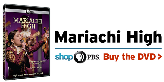 Shop PBS: Mariachi High (DVD)