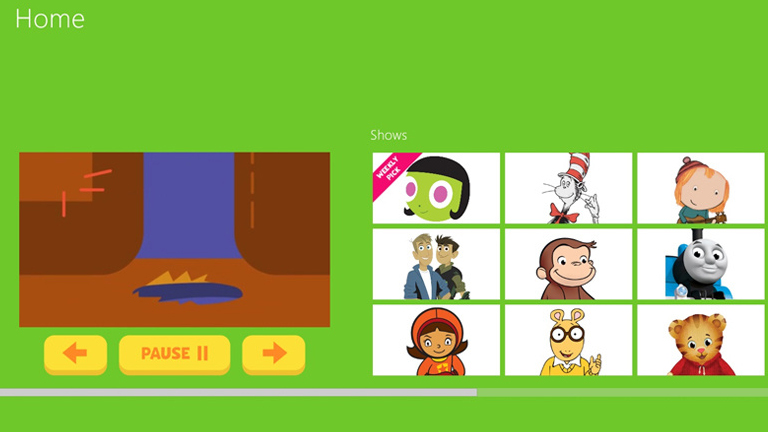 PBS KIDS Video App