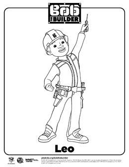 Printables PBS Parents Bob the Builder PBS