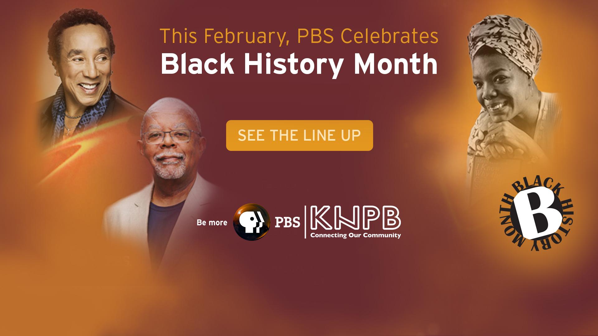 KNPB Celebrates Black History Month