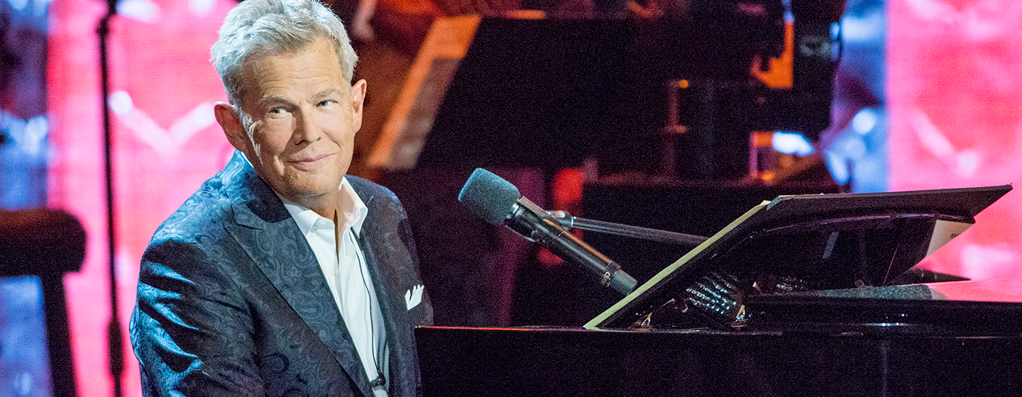 An Intimate Evening with David Foster