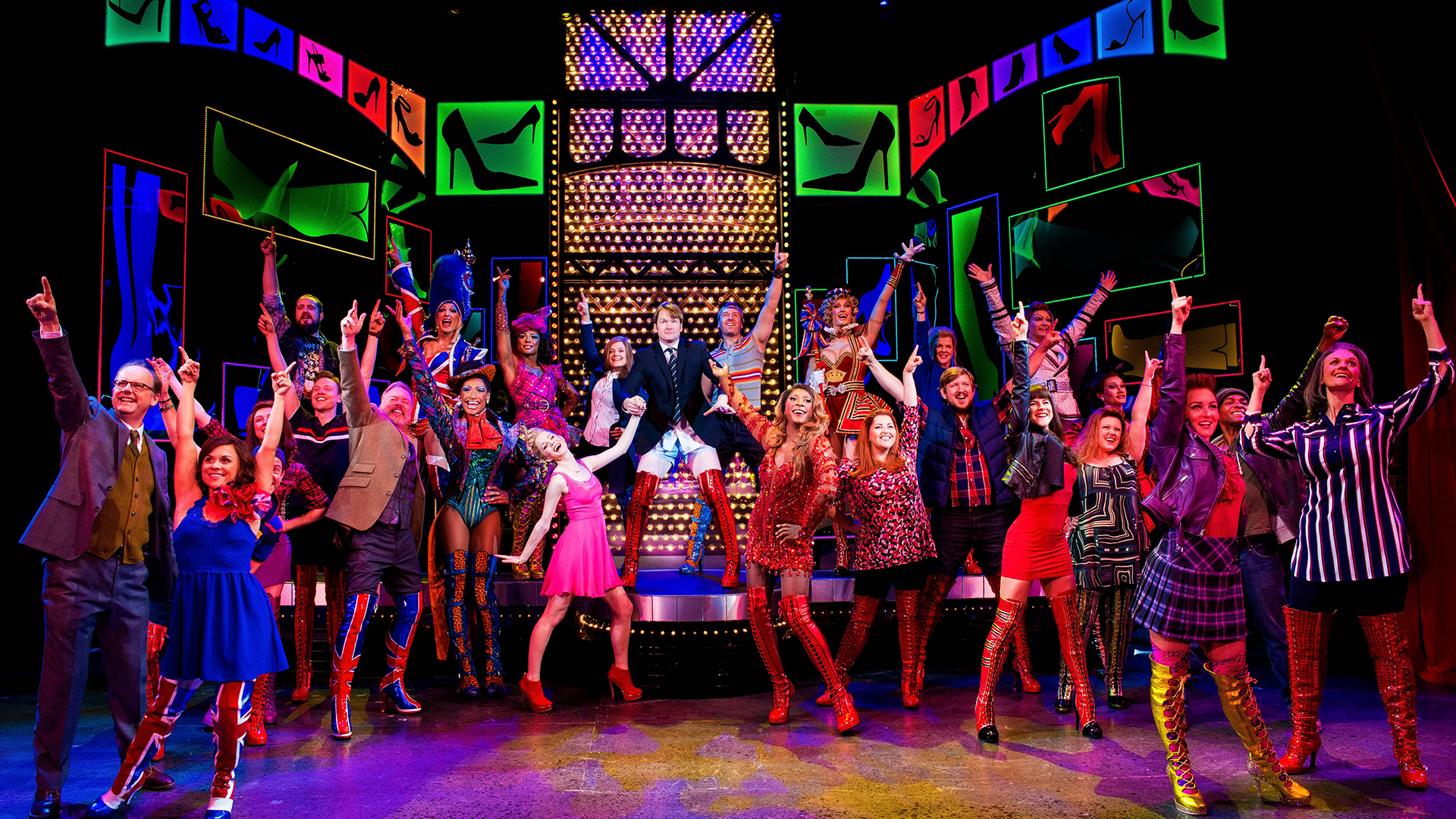 GREAT PERFORMANCES: Kinky Boots