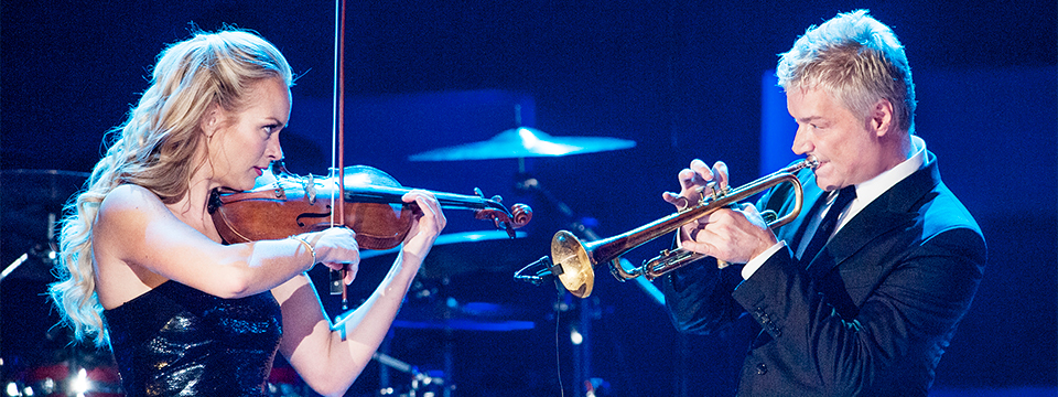 The Chris Botti Band in Concert