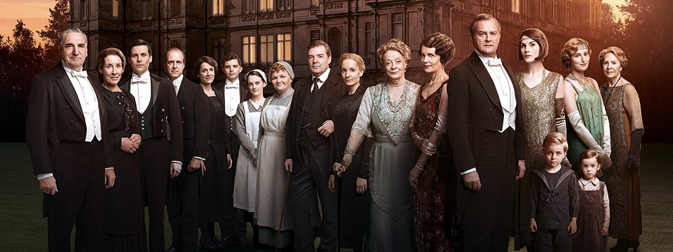 Downton Abbey Marathon