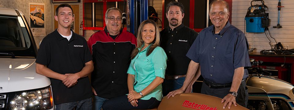 MOTORWEEK's 35th Anniversary Special