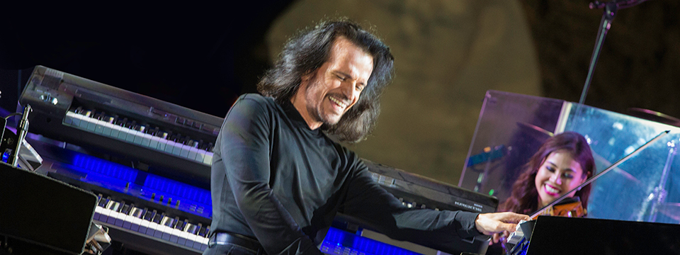 Yanni Live at the Great Pyramids