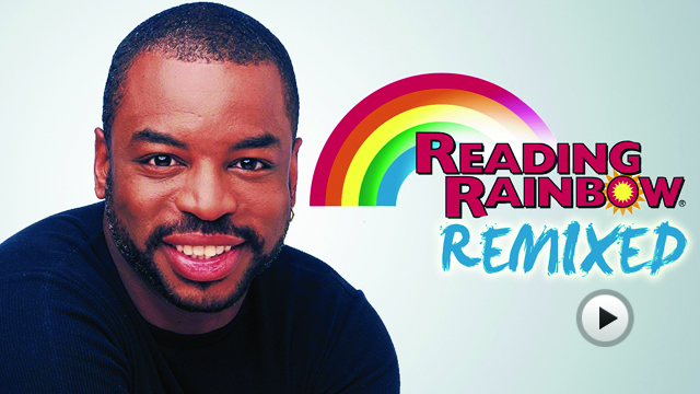 "Reading Rainbow Remixed - ""In Your Imagination"""