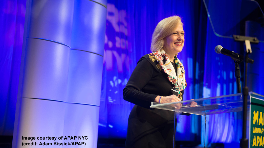 Remarks at 2016 APAP NYC