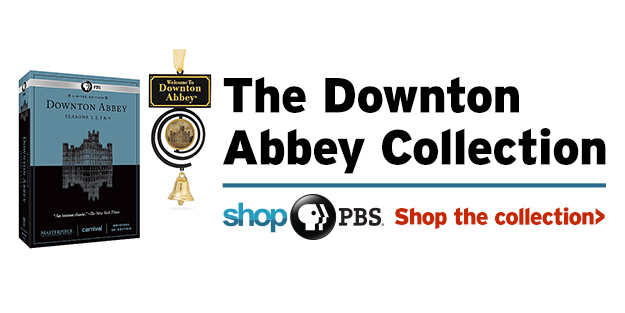 PBS Shop: The Downton Abbey Collection