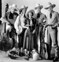 The Prairie Rambers with Patsy Montana.