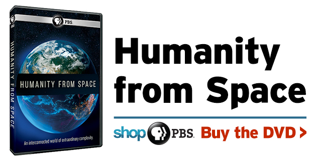 Shop PBS: Humanity from Space (DVD)