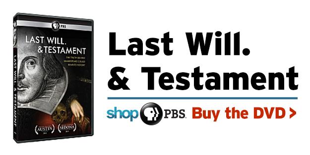 Shop PBS: Last Will. & Testament DVD