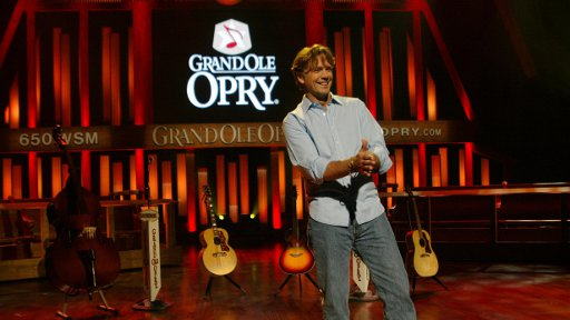 "John Schneider hosts ""Opry Memories."""