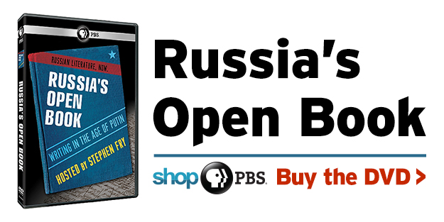 Shop PBS: Russia's Open Book (DVD)