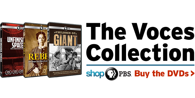 Shop PBS: The Voces Collection DVDs
